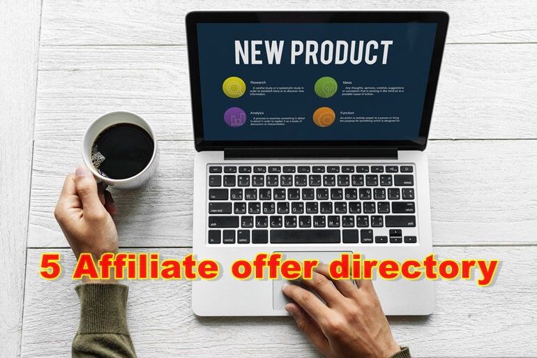 affiliate offer directory
