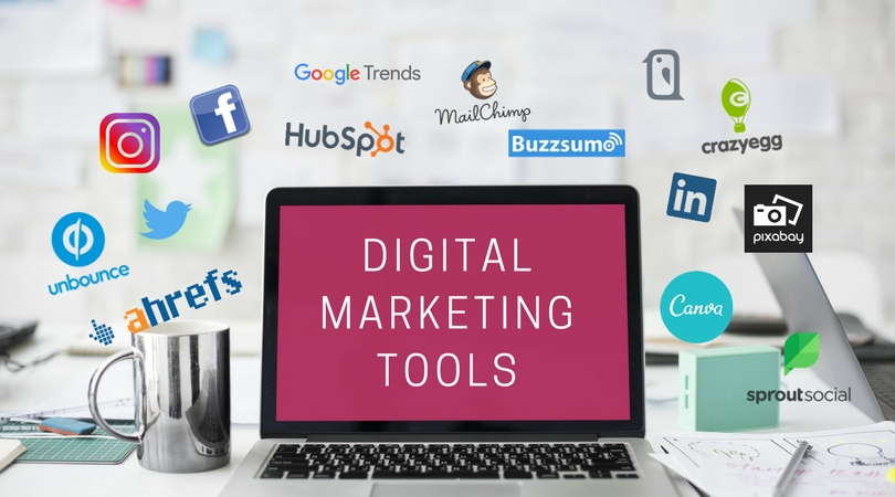 digital marketing tools for beginners